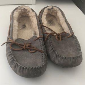 Ugg slipper shoes. Size 10.